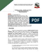 TCESP - Decisão Licitação