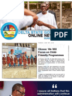 DSG Online Newsletter. Sunday June 23rd 2019 #5