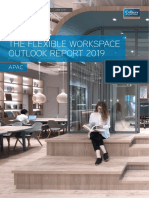 2019 Flexible Workspace Outlook