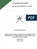 Oman Electricty Standard for 132 kV Lines.pdf