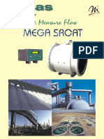 Manas Microsystems - Large size Magnetic flow meters for big water schemes