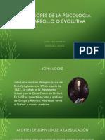Precursores de la Psicología del desarrollo o evolutiva.pptx