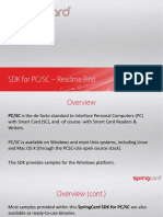 SDK for PCSC - Readme First (PMD13180).pdf
