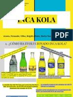 Inca Kola Ppt Final