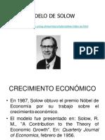 4.El Modelo de SOLOW