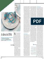 A dieta do DNA