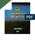 Os atributos de Deus - A. W. Pink.pdf