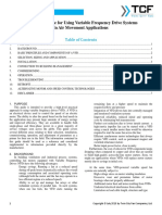 VFDs for Fans a Practical Guide White Paper