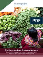 Sistema alimentario en México