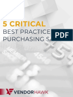 5 Critical Best Practices for Purchasing Saas
