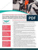Next-Generation Anode Materials Market Analysis