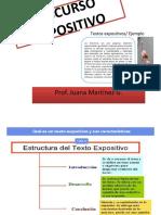 Ppt Discurso Expositivo