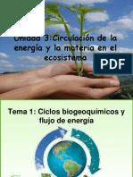 Clase circulacion de energia