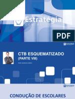 CTB Esquematizado-Condução de Escolares e Motofrete-1-1