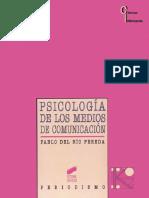 Psicología de los medios de comunicación - Pablo Del Río Pereda.pdf