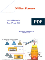 Blast Furnace Overview