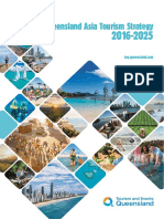 Queensland Asia Tourism Strategy 2016 2025