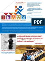Teams - Diversified Maintenance Training and Development Program