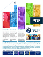LEAPS - Diversified Maintenance Employee Development Program
