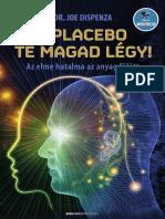 Joe Dispenza: A placebo te magad légy! - Az elme hatalma az anyag fölött