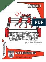 Campeones Adolescentes 1 Es