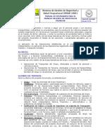 SSO-EST-G-01-002 Estándar de Manejo Seguro de Vehículos Pesados_Vers. 04