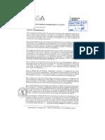 Reglamento General de Grado Académico de Bachiller y Título Profesional de La Universidad Nacional de San Agustín de Arequipa