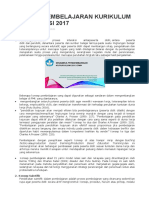Model Pembelajaran Kurikulum 2013 Revisi 2017