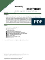 Sony IMX571 Sensor Flyer (From 2018, Posible Sensor Inside de Fuji X-T3)
