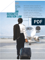 A Practical Guide to Business Aviation Law