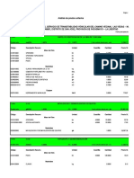 1. Analisis de Precios Unitarios