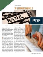 Towards New Lending Models for Business Aviation