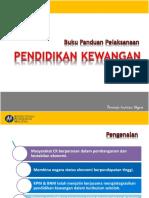 007 BPK Panduan Pelaksanaan Pendidikan Kewangan.ppsx