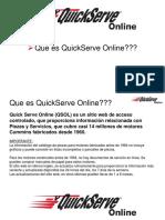 Manual de Acceso Free a QuickServe Online