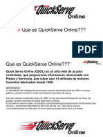 Manual de Acceso Free a QuickServe Online