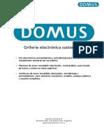 153_esp_Domus Para Valvula de Inodoro, Ficha Tecnica