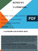Trabajo practico n°2 de lengua y literatura