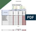 Registros de Evaluacion