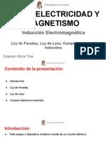 FEyM L13 Inducción Electromagnética