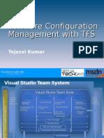 Software Configuration Management With Team Foundation Server