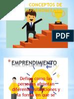 Conceptos de Emprendimiento (1)