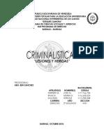 Trabajo de Criminalistica