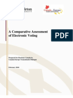 A Comparative Assessment of Internet Voting