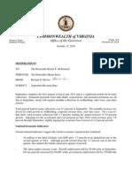 September Revenue Letter w Sig