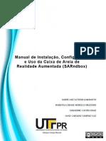 Manual Sarndbox Utfpr Cm