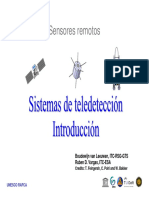 Introduccion Sensores Remotos
