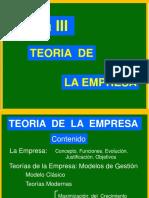 Tema 5 (MeIF) Teoría de La Empresa