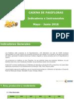 002 - Cifras Sectoriales - 2018 Mayo Pasifloras