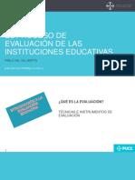 1_EL PROCESO DE EVALUACIÓN DE LAS INSTITUCIONES EDUCATIVAS