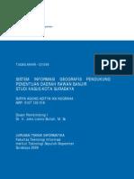 Its-undergraduate-7657-5107100518-Sistem Informasi Geografis Pendukung Penentuan Daerah Rawan Banjir